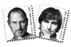 steve jobs stamp