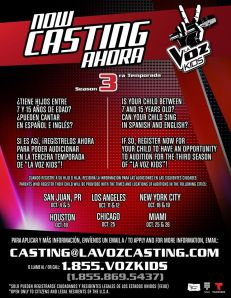 LVK casting