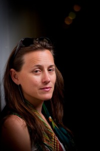Mexican director Natalia Almada poses du