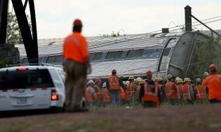 Amtrak Train Crash Philadelphia