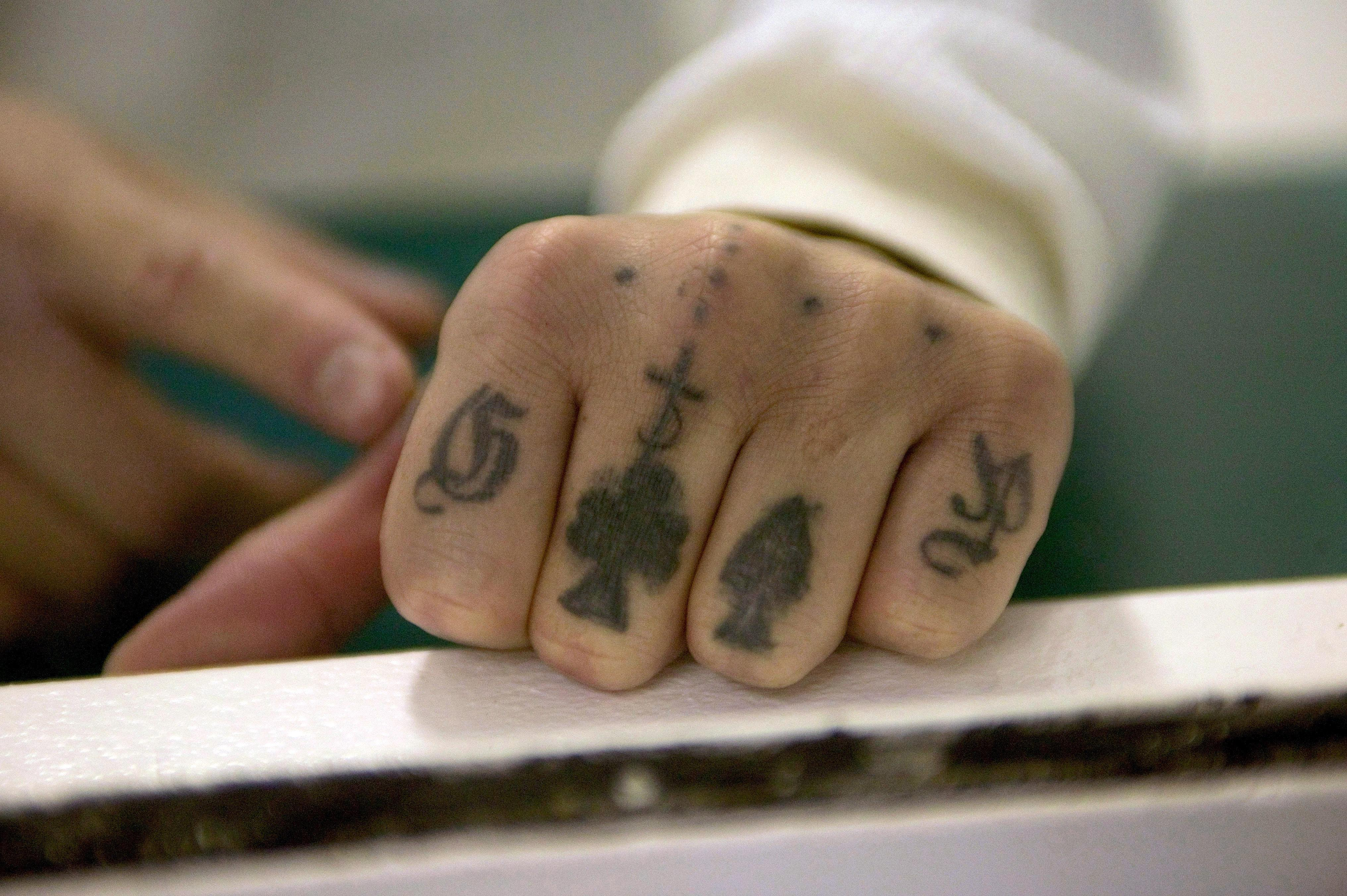 Law Enforcement Around The U.S. Fight The Street Gang MS-13