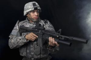 combat ready special forces
