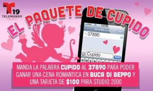 Cupid giveaway