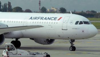 FRANCE-AVIATION-RESTRUCTURING-LAYOFFS-KLM