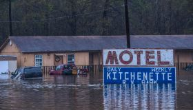 Flooded Motel