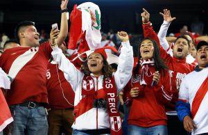 COPA America: Peru And Brazil At Gillette Stadium In Foxborough, Mass