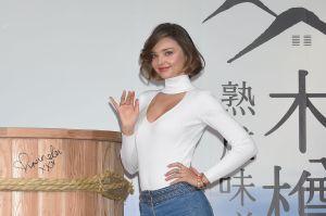 Miranda Kerr Promotes 'Marukome Miso' - Day 2