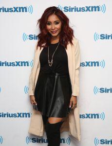 Celebrities Visit SiriusXM Studios - November 10, 2015