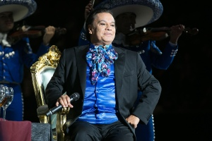 Juan Gabriel Performs At The Forum