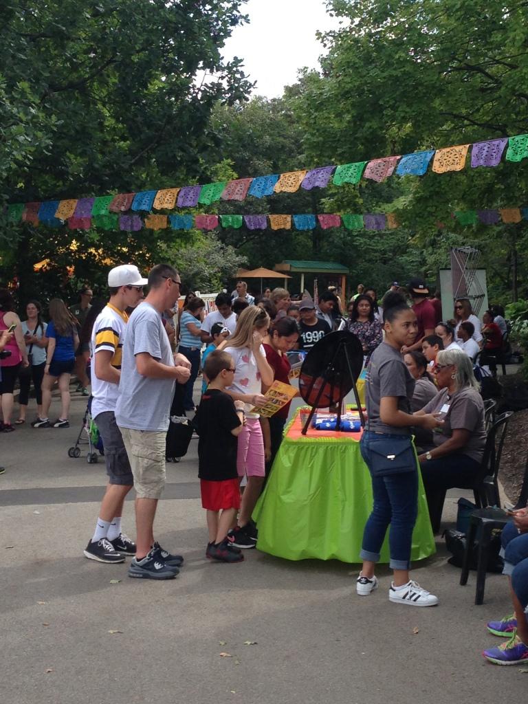 Hispanic Heritage Fiesta 2