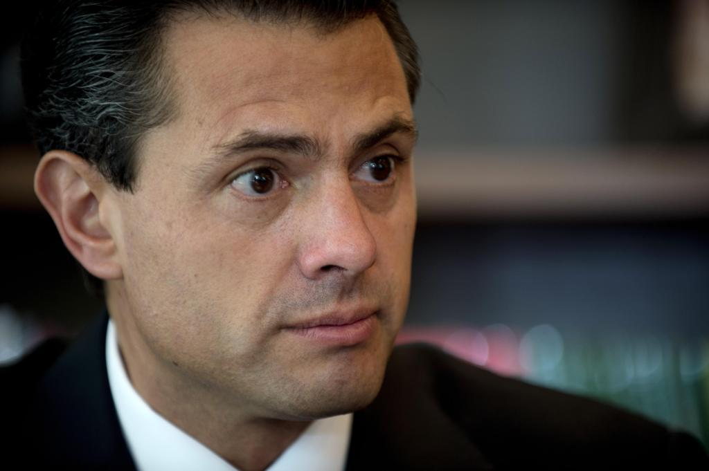 The Mexican presidential candidate for t