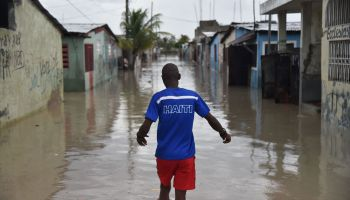 HAITI-CARIBBEAN-WEATHER-HURRICANE