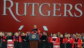 250th Rutgers University Commencement