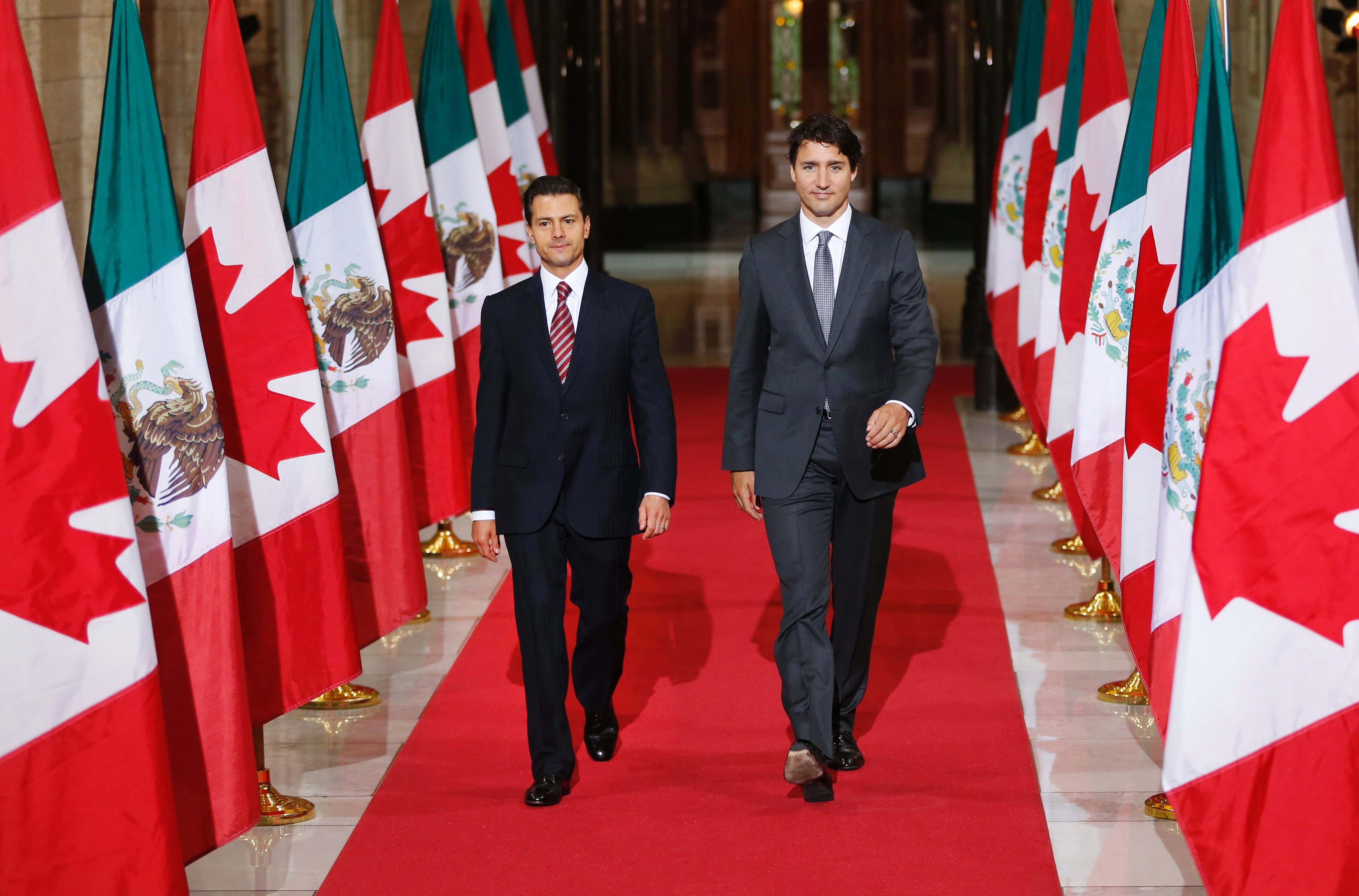 CANADA-US-MEXICO-SUMMIT-DIPLOMACY