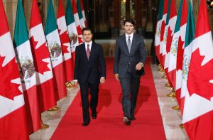 CANADA-US-MEXICO-SUMMIT-DIPLOMACY
