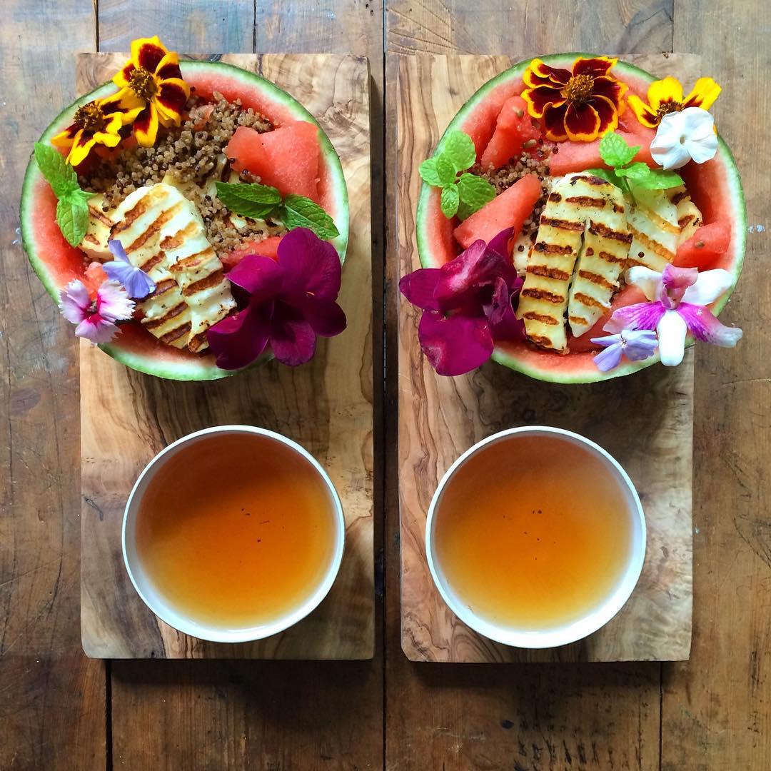 Breakfast On Instagram: Symmetrybreakfast