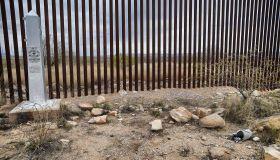 MEXICO-US-BORDER-MIGRANTS