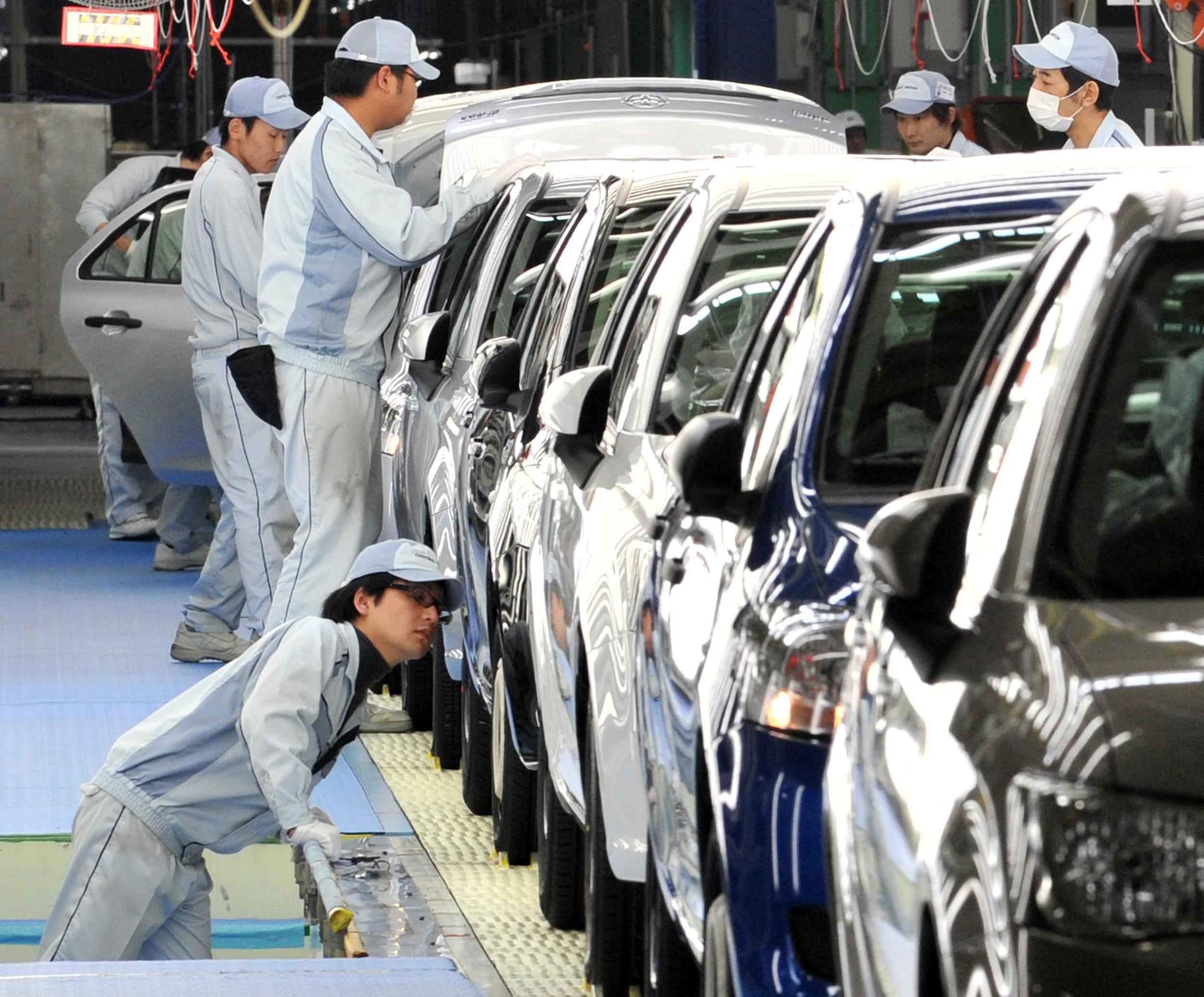 JAPAN-COMPANY-TOYOTA-AUTO-RECALL-FILES