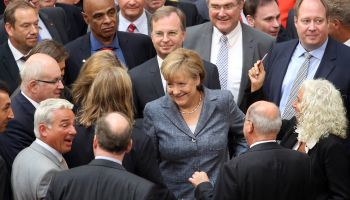 Bundestag Votes On Third Greece Aid Package