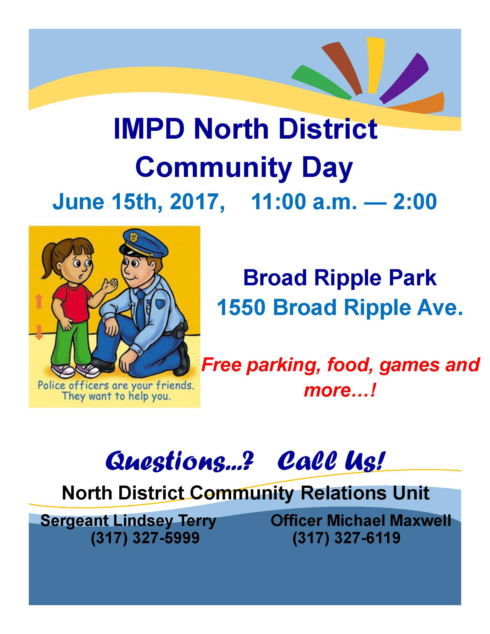IMPD 11th Annual Community Day