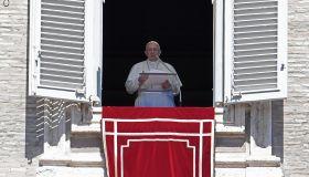 VATICAN-POPE-REGINA COELI