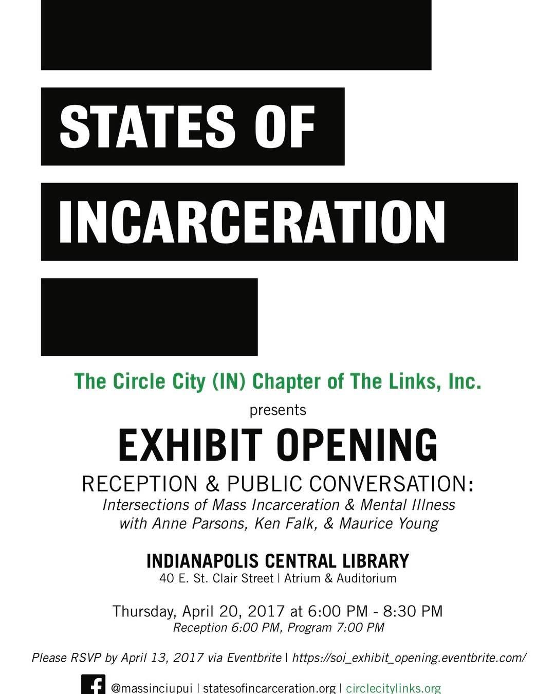 States of Incarceration
