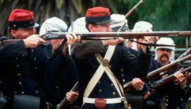 Battle of Puebla Reenactment