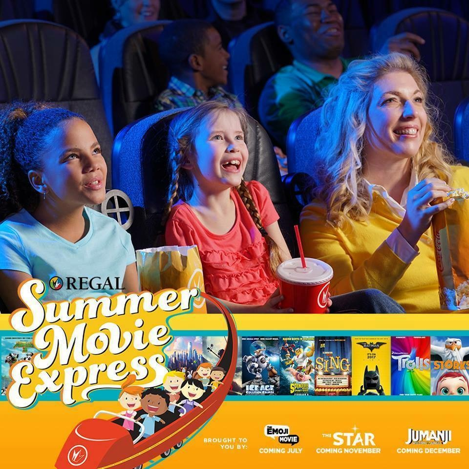 Summer Movies Express Flyer