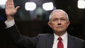 Attorney General Jeff Sessions Testifies Before Senate Intelligence Committee