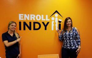 Enroll Indy - Explorando CW