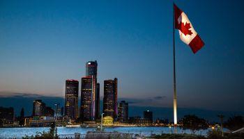 Detroit - Windsor