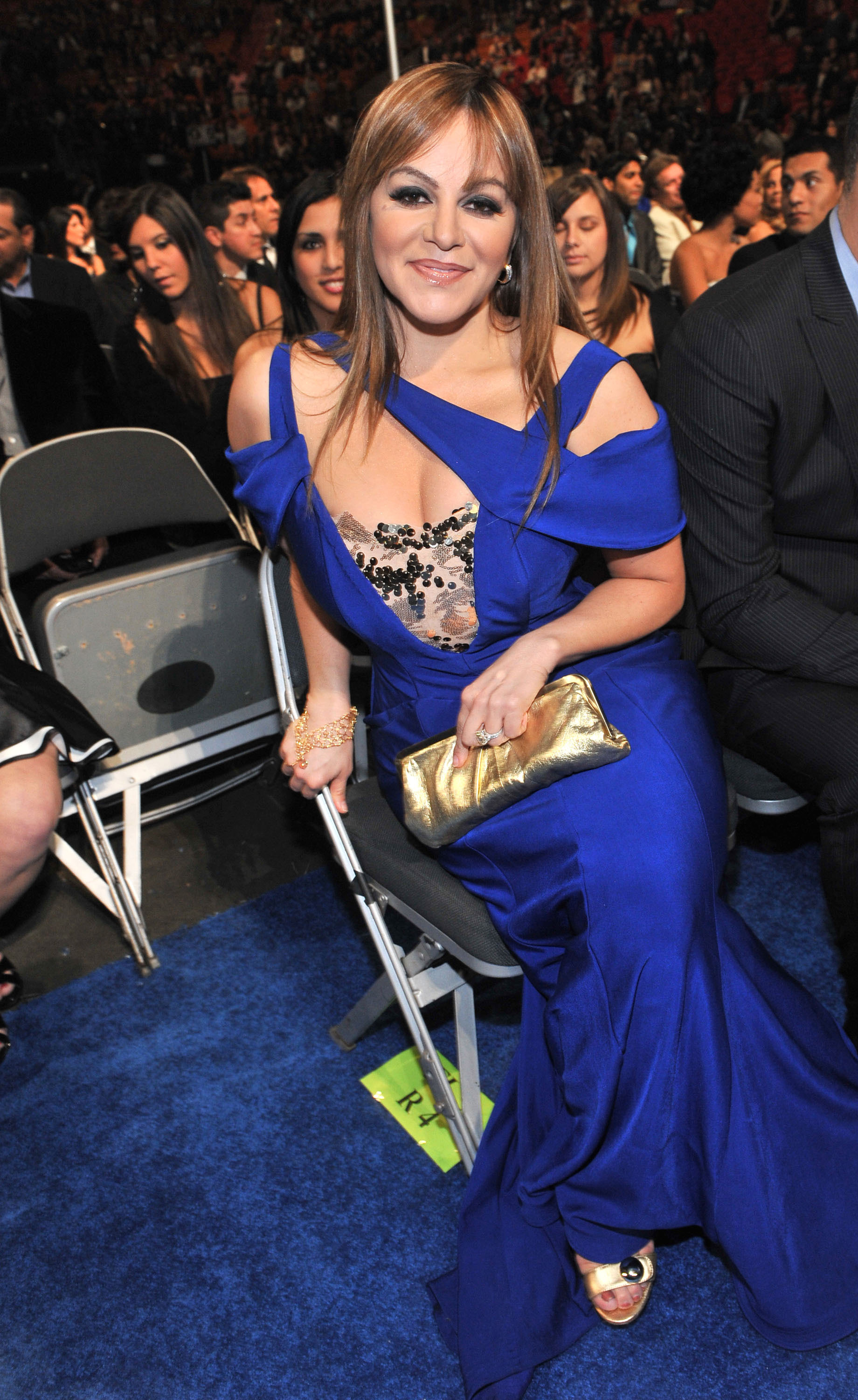 2010 Premio Lo Nuestro a La Musica Latina Awards - Backstage and Audience