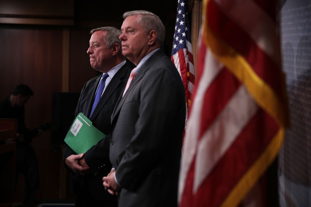 Senators Dick Durbin And Lindsay Graham Introduce Bipartisan DREAM Act