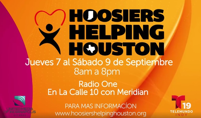 Hoosiers Helping Houston Flyer