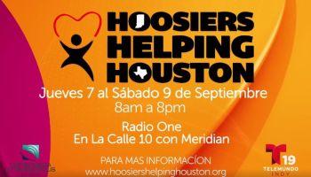 Hoosiers Helping Houston Flyer