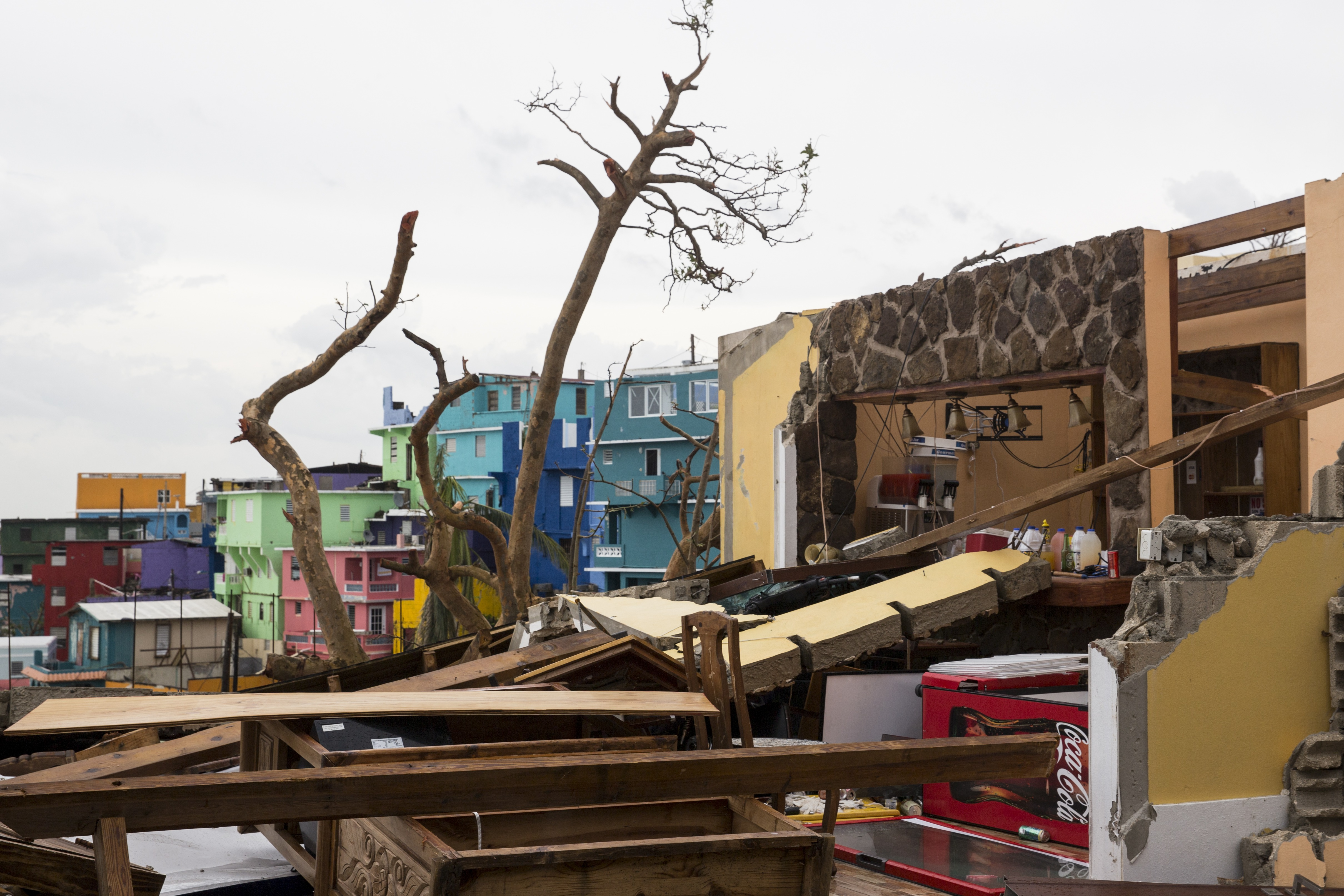 Puerto Rico In The Aftermath Of Hurricane Maria