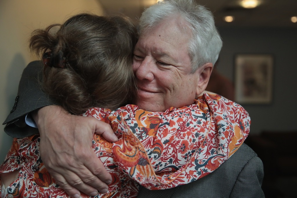 University Of Chicago Professor Richard Thaler Wins Nobel Prize In Economics