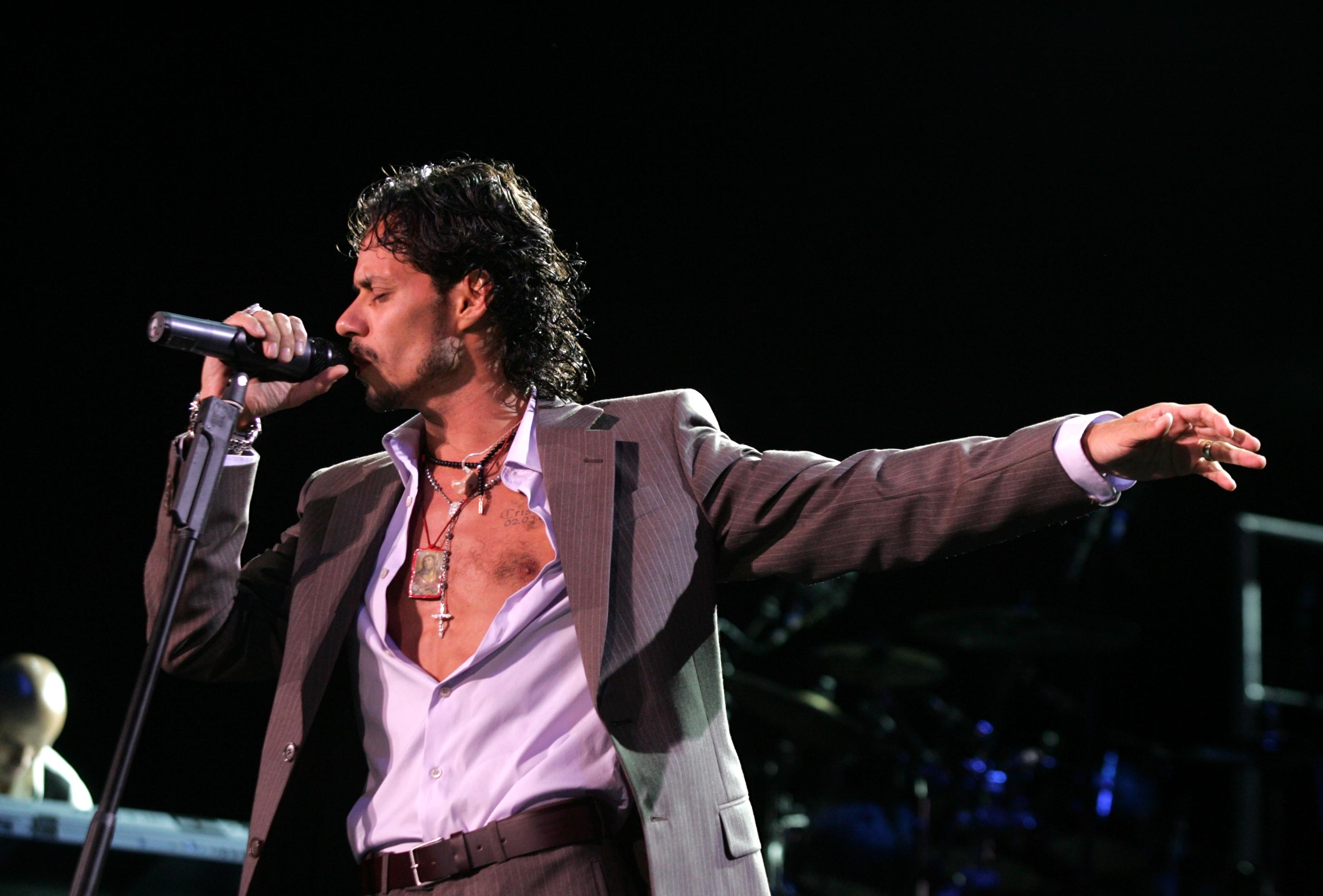 'Juntos en Concierto' Chayanne, Marc Anthony and Alejandro Fernández