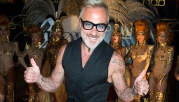 Gianluca Vacchi at Olivia Valere Club in Marbella