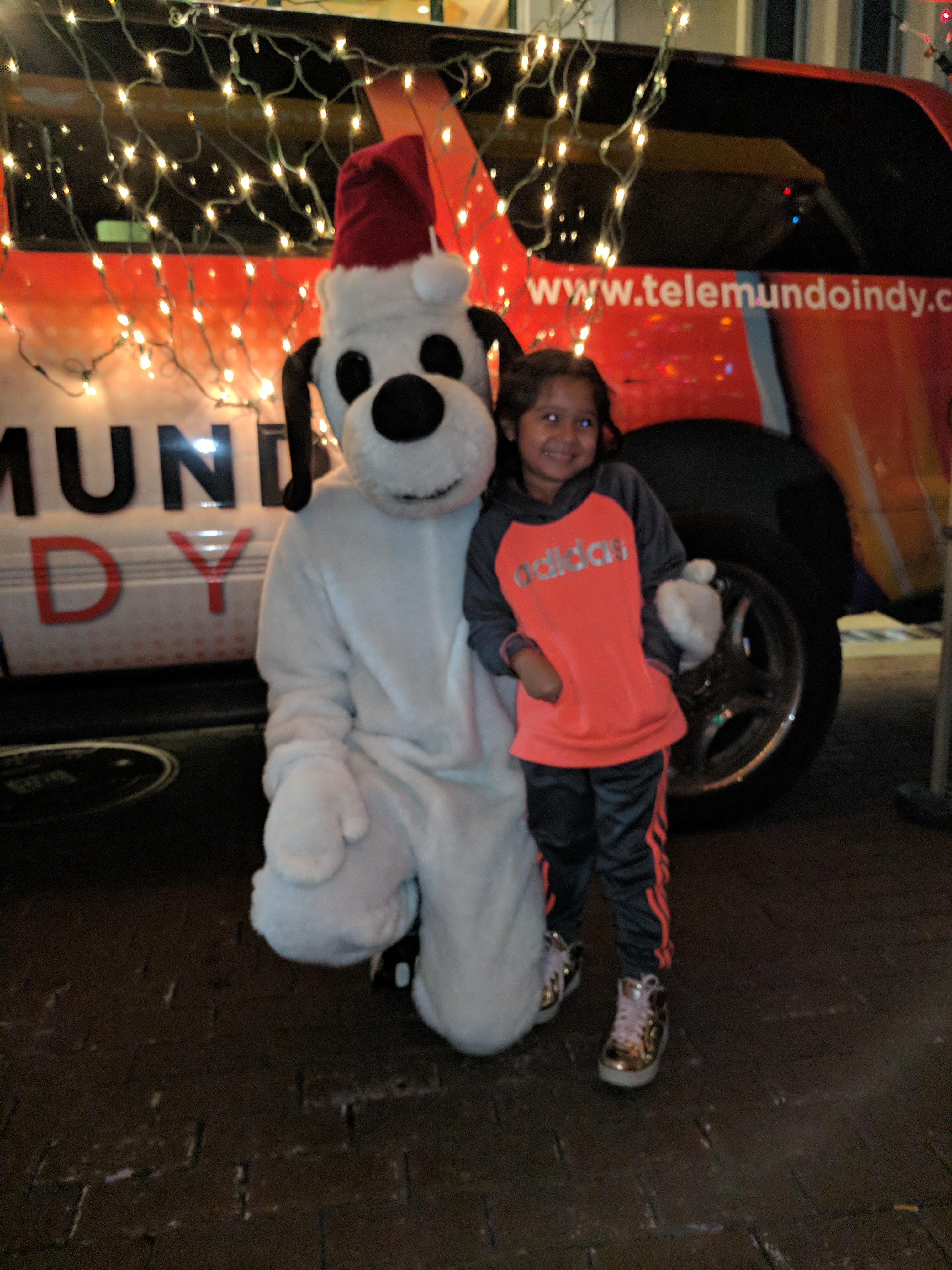 Circle of Lights 2017 - Telemundo Indy