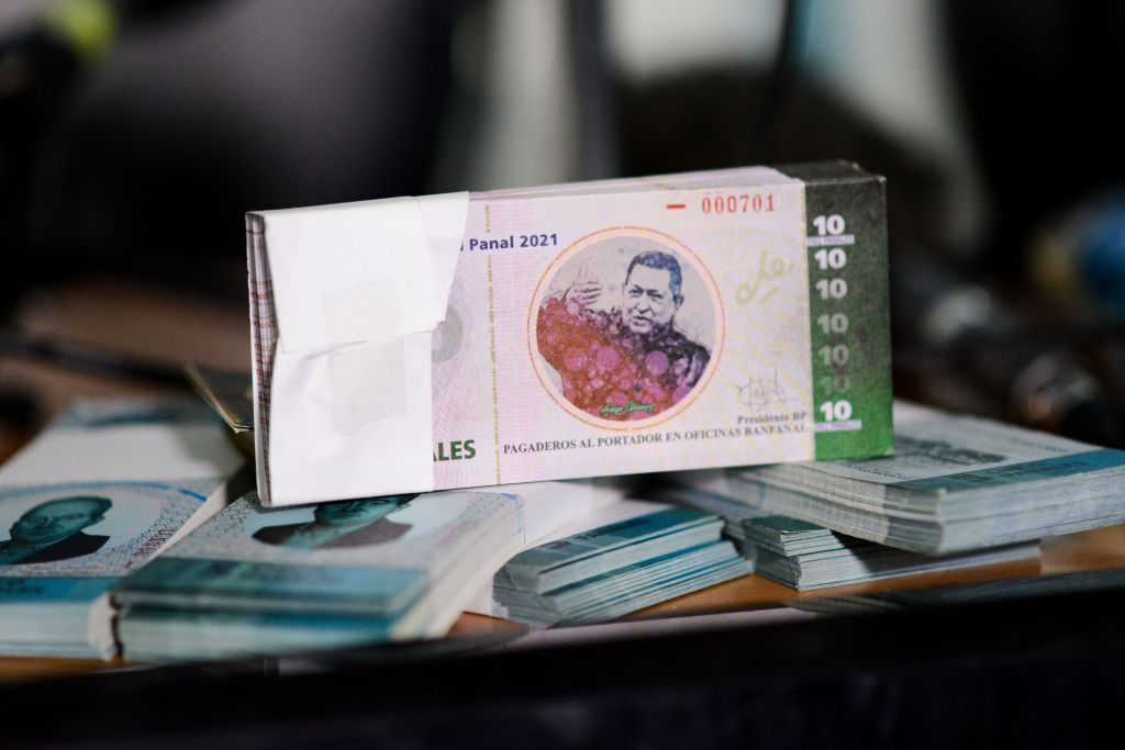 VENEZUELA-CRISIS-ECONOMY-CURRENCY-PANAL