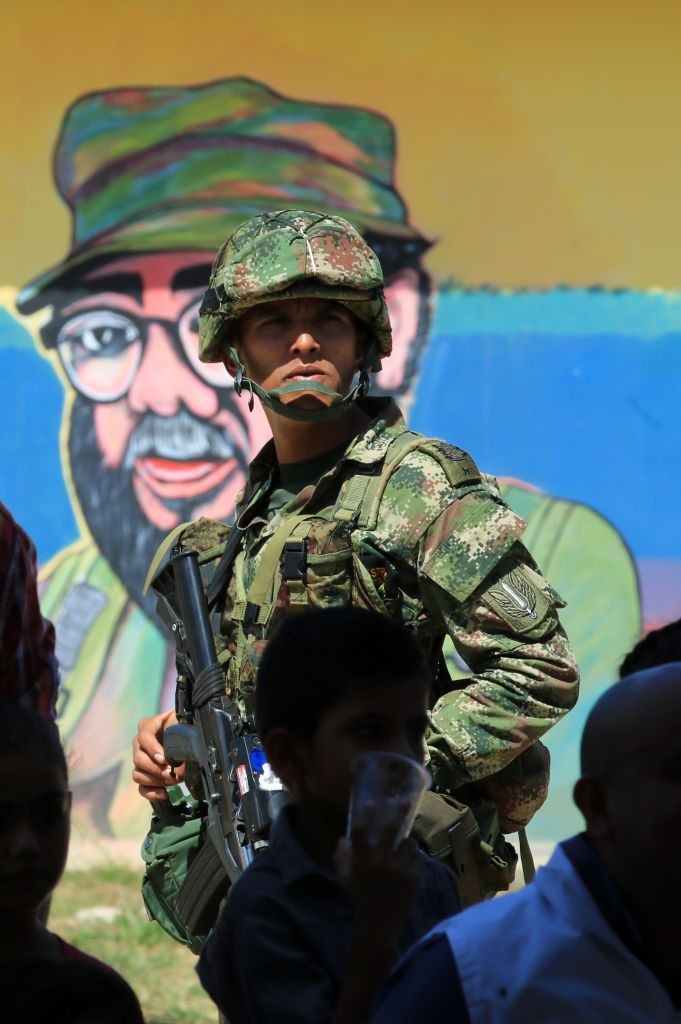 Former FARC members' transition to civilian life continues