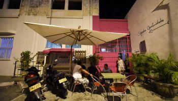 COLOMBIA-PRISON-RESTAURANT