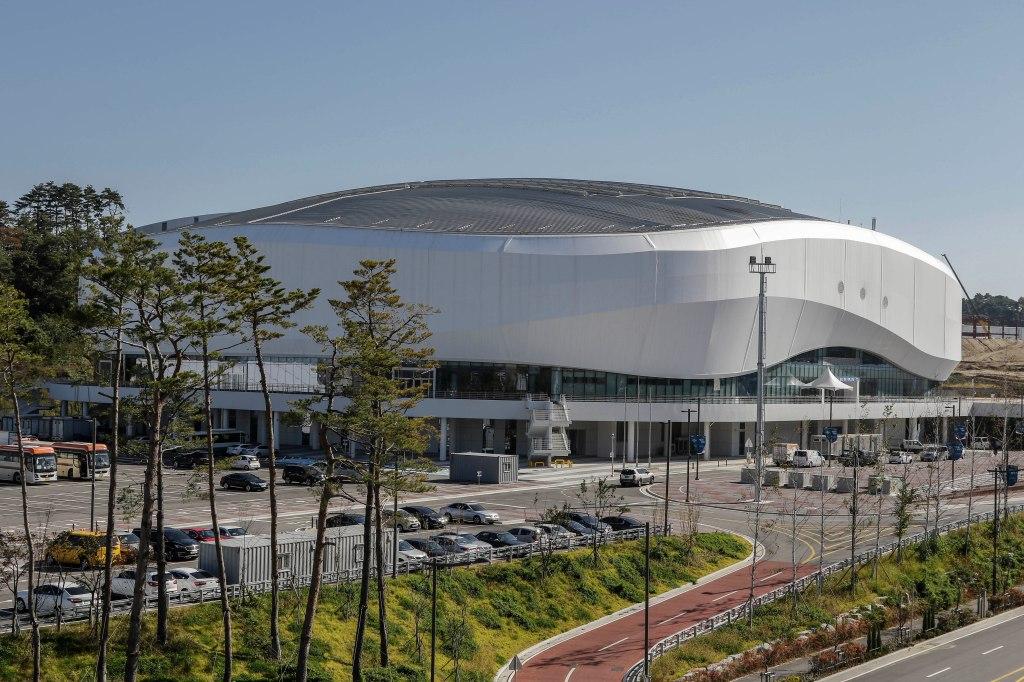 2018 Pyeongchang Winter Olympic Venue