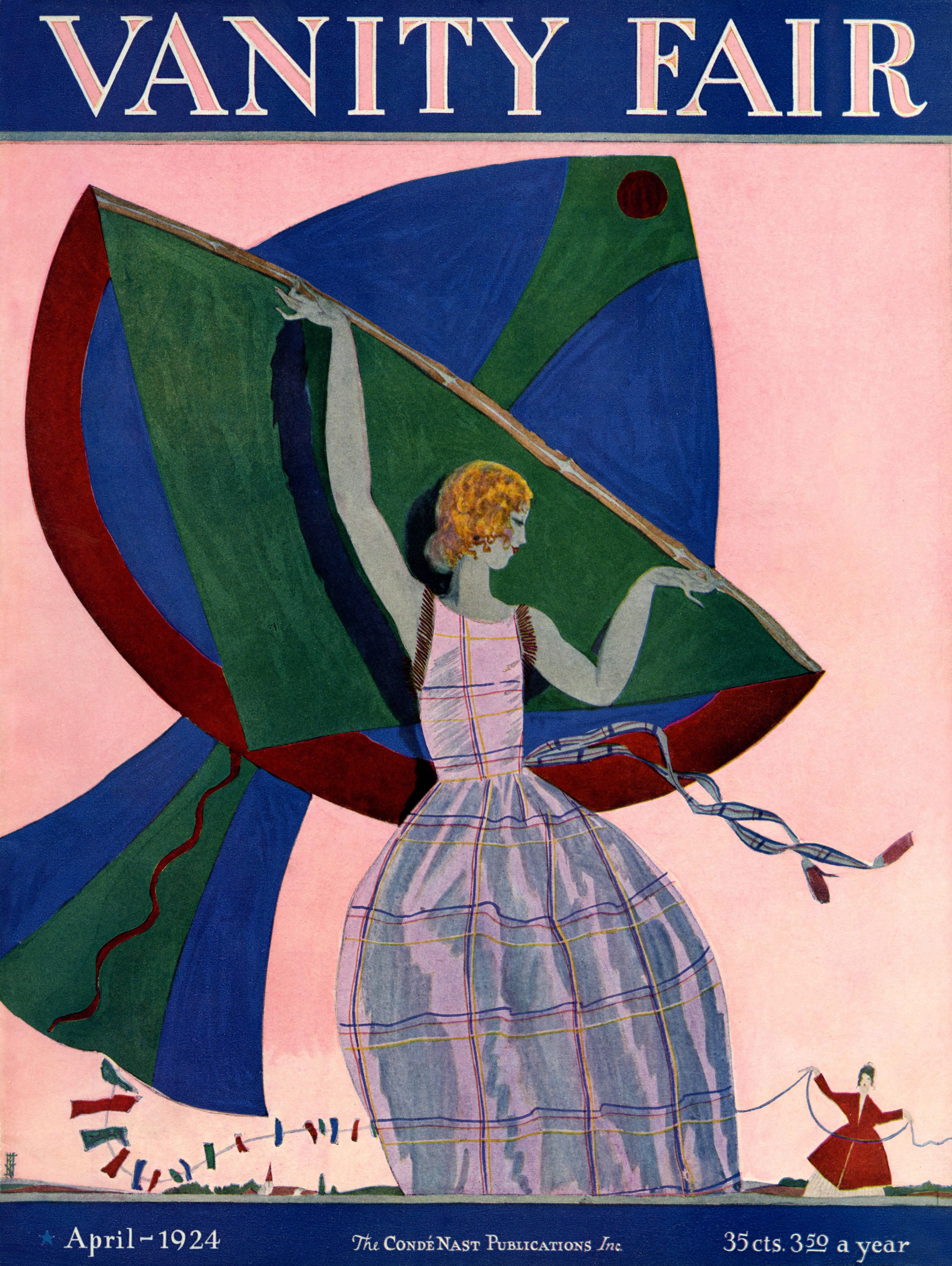 Vanity Fair Cover 1924