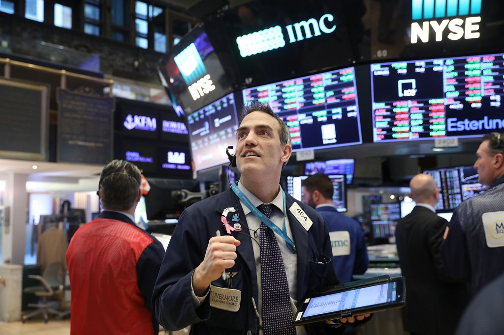 Dow Jones Industrials' Massive One Day Drop Of 4.6 Percent Rattles Markets Overseas