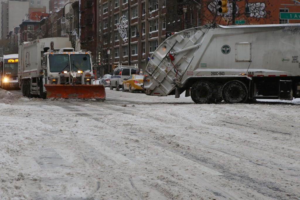 New York City Snow Storm