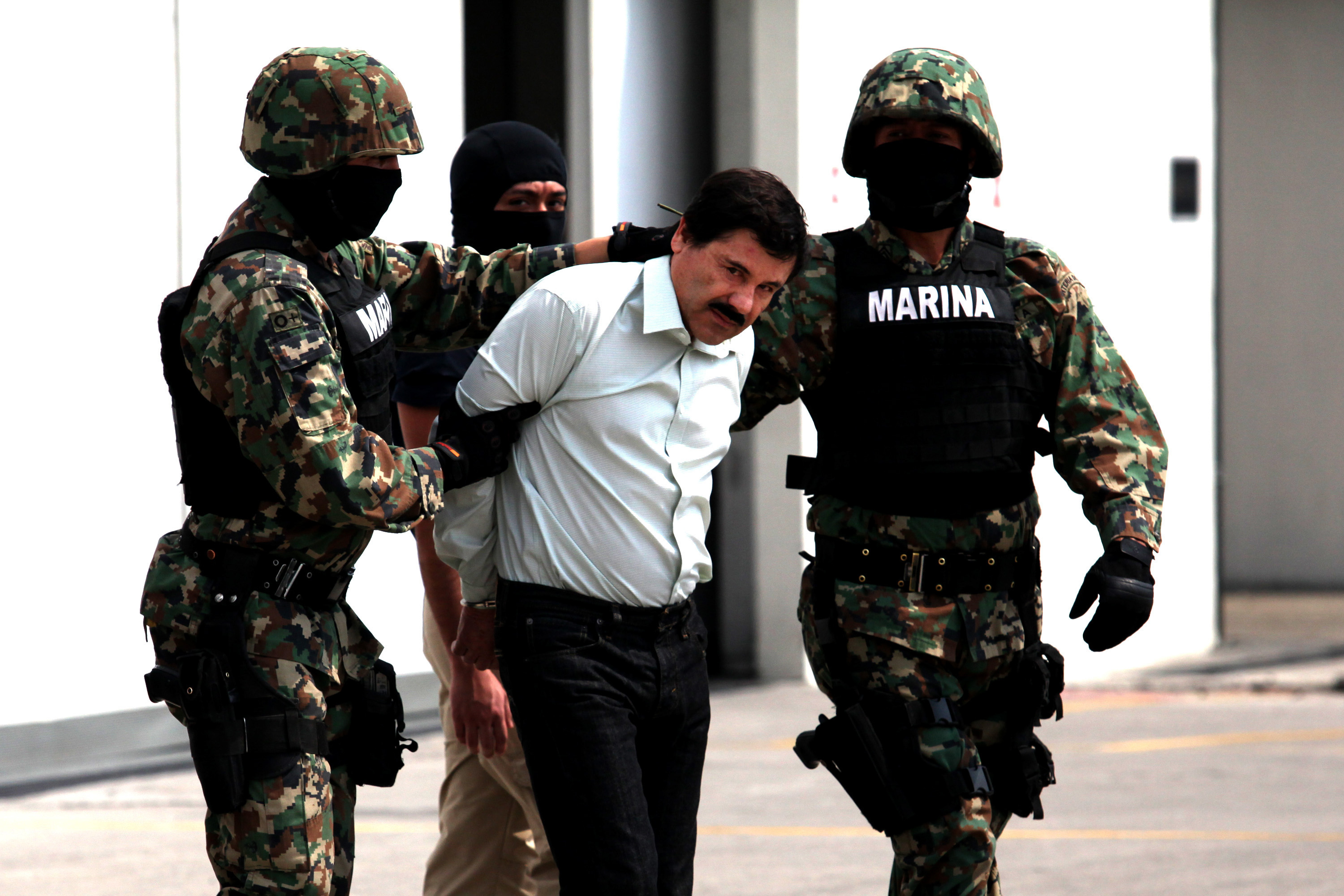 Mexico Captures Sinaloa cartel drug lord ' El Chapo' Guzman