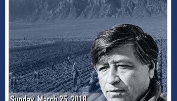 Cesar Chavez Dinner Indy Flyer