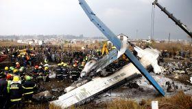 Dozens dead in Nepal plane crash